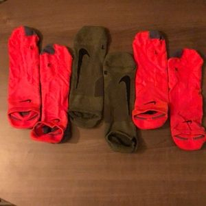 Nike Athletic Socks Men's 3 Pair